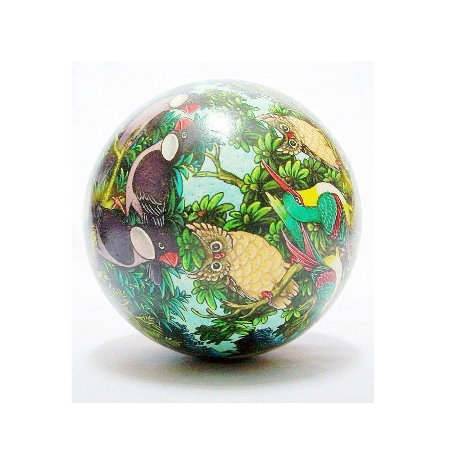 yuli store colored hand painted ostrich egg with a hand carved